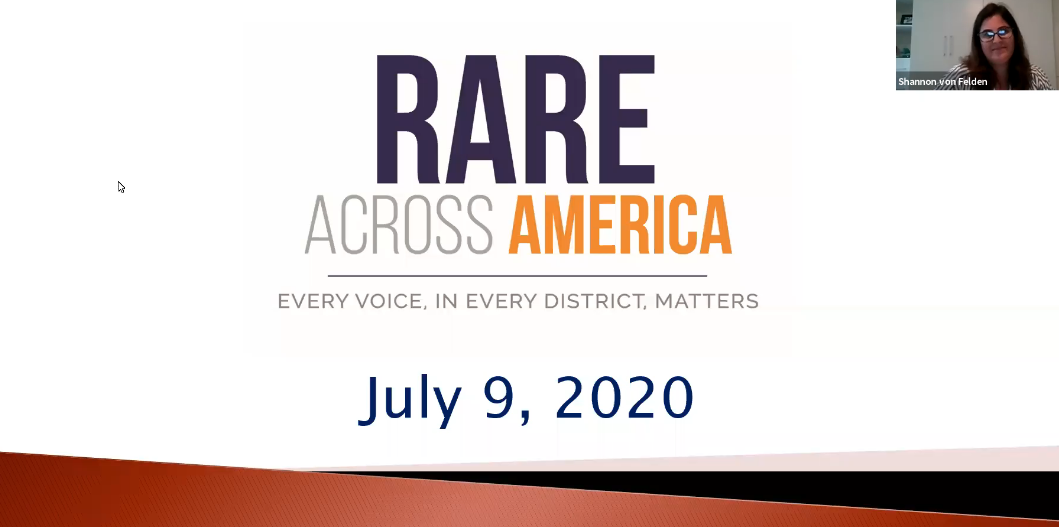 Rare Across America 2020 Training Webinar
